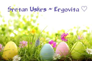 Ergovita-Uskrs